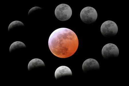 Mondfinsternis 2007
