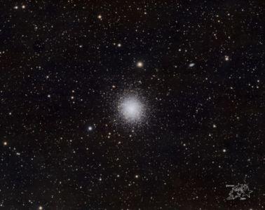 Kugelsternhaufen Messier 13