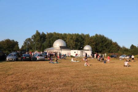 Veranstaltung zur Mondfinsternis