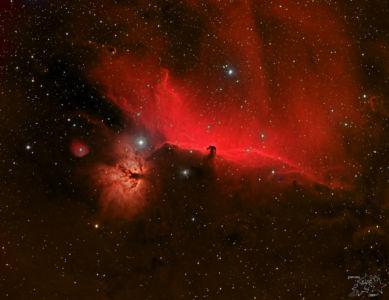 Pferdekopfnebel (IC 434)