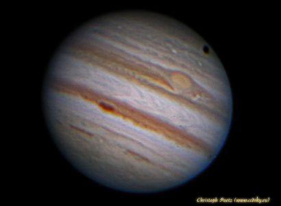Gasplanet Jupiter