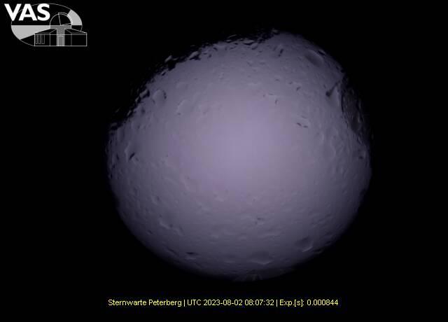 AllSky Cam Foto von der Sternwarte Peterberg