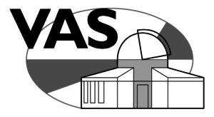 VAS Logo seit 1996